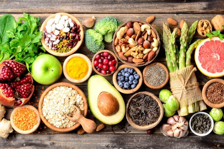 Healthy Superfoods to Build Your Brain Power